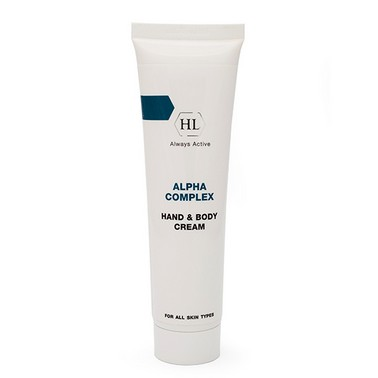 Крем ALPHA COMPLEX HAND & BODY CREAM